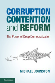 Corruption, Contention, and Reform