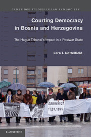 Courting Democracy in Bosnia and Herzegovina