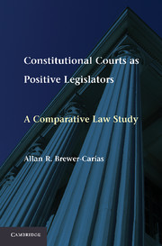 Constitutional Courts as Positive Legislators
