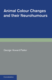 Animal Colour Changes and their Neurohumours