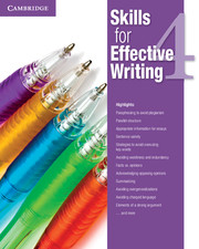 Skills for Effective Writing Level 4