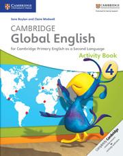 Cambridge Global English Stage 4