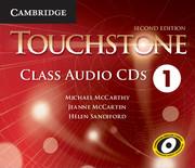 Touchstone Level 1 Class Audio CDs (4)