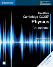Cambridge IGCSE® Physics Coursebook with CD-ROM