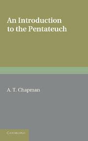 An Introduction to the Pentateuch