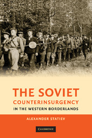 The Soviet Counterinsurgency in the Western Borderlands