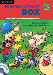 Primary Activity Box