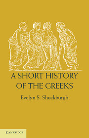 A Short History of the Greeks