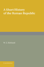 A Short History of the Roman Republic