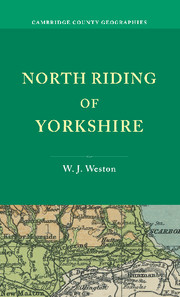 North Riding of Yorkshire