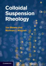 Colloidal Suspension Rheology