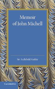 Memoir of John Michell