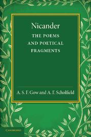 Nicander