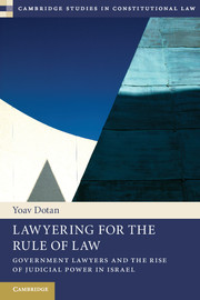 Lawyering for the Rule of Law