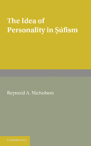 The Idea of Personality in Súfism