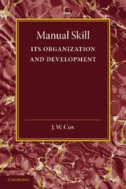 Manual Skill