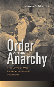 Order within Anarchy
