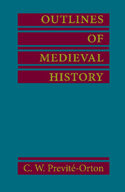 Outlines of Medieval History