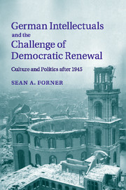 German Intellectuals and the Challenge of Democratic Renewal