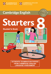Cambridge English Young Learners 8