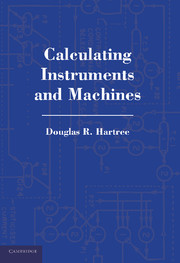 Calculating Instruments and Machines