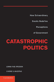 Catastrophic Politics