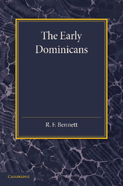 The Early Dominicans