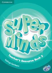 Super Minds Level 3