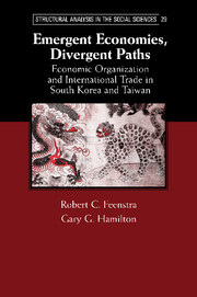 Emergent Economies, Divergent Paths