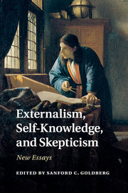 Externalism, Self-Knowledge, and Skepticism