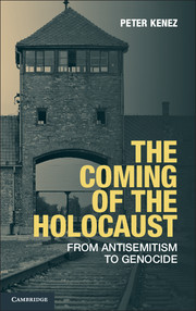 The Coming of the Holocaust