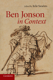 Ben Jonson in Context