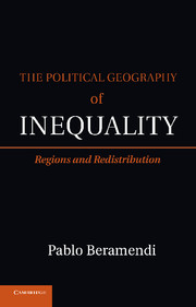 The Political Geography of Inequality