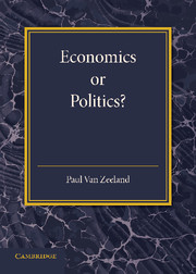 Economics or Politics?