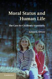 Moral Status and Human Life