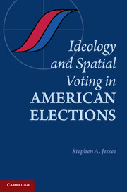 Ideology and Spatial Voting