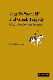 Vergil's Aeneid and Greek Tragedy