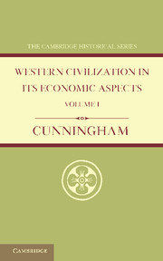 Western Civilization in its Economic Aspects