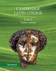 North American Cambridge Latin Course Unit 3 Teacher's Manual