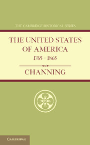 The United States of America 1765–1865