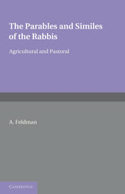The Parables and Similes of the Rabbis