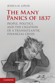 The Many Panics of 1837