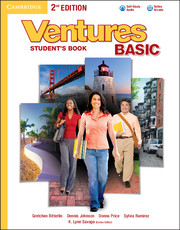 Ventures 2nd Edition
