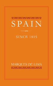 Spain since 1815