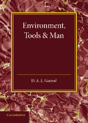 Environment, Tools and Man