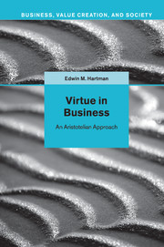 Virtue in Business