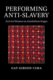 Performing Anti-Slavery