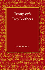 Tennyson's Two Brothers