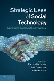 Strategic Uses of Social Technology