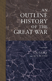 An Outline History of the Great War
